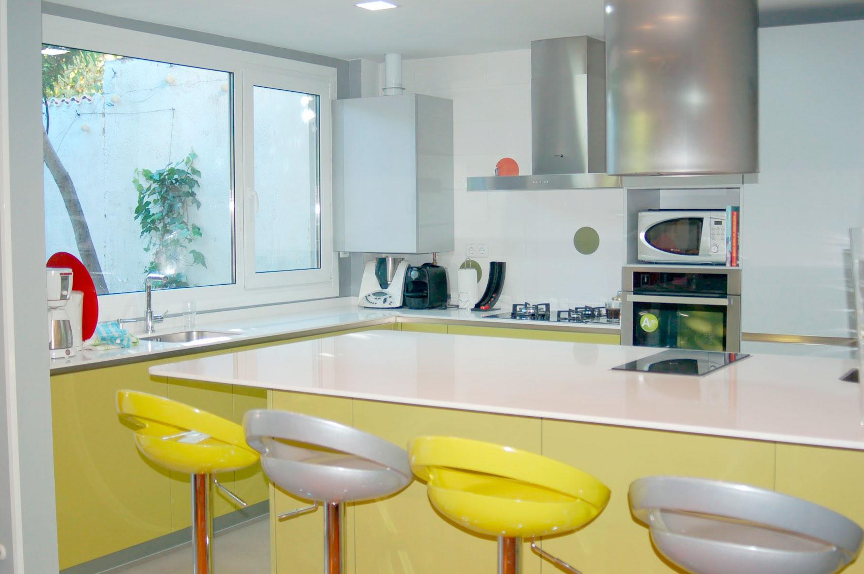 Alquiler de cocina para grabar programas, spots